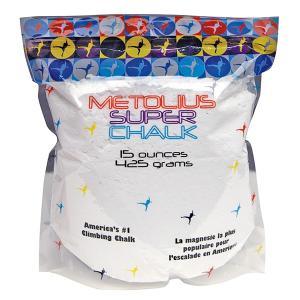 Metolius メトリウス スーパーチョーク 15oz ME15009 クライミングチョーク アウトドア 釣り 旅行用品 キャンプ 粉末チョーク アウトドアギア|od-yamakei