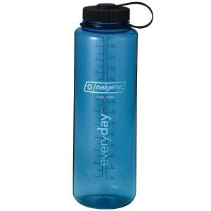 NALGENE ナルゲン 広口1.5LTritanスレートブルー 91319 ブルー 水筒 アウトドア 釣り 旅行用品 キャンプ ボトル 樹脂製ボトル アウトドアギア od-yamakei