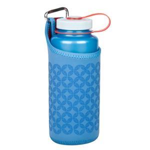 NALGENE ナルゲン BottleClothingBL 広口1.0Lケース 92236 ブルー 水筒 アウトドア 釣り 旅行用品 キャンプ 水筒・ボトル用アクセサリーパーツ|od-yamakei