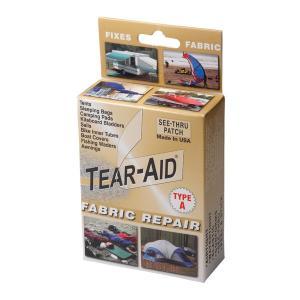 Tear-Aid(ティアエイド) Tear-Aid タイプA 補修パッチ 52001 テント部品 アクセサリー アウトドア 釣り 旅行用品 リペア用品 リペアシート|od-yamakei
