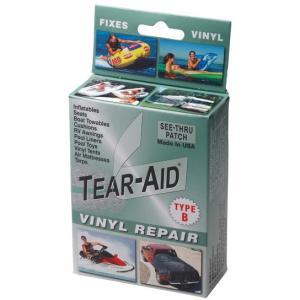 Tear-Aid ティアエイド ティアエイド タイプB 52011 テント部品 アクセサリー アウトドア 釣り 旅行用品 リペア用品 リペアシート アウトドアギア|od-yamakei
