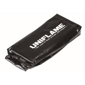 UNIFLAME ユニフレーム スモーカー収納ケース600/ブラック 665947 ダッチオーブン アウトドア 釣り 旅行用品 キャンプ スモーカー od-yamakei