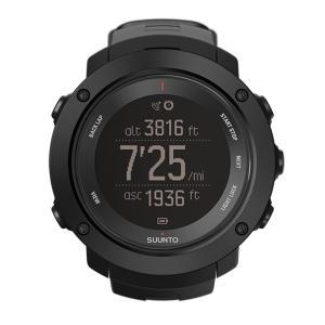 SUUNTO スント AMBIT3 VERTICAL アンビットスリー バーチカル)BLACK SS021965000 腕時計 ファッション アクセサリー メンズ腕時計 高機能ウォッチ|od-yamakei