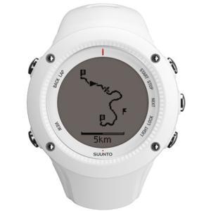 SUUNTO スント [正規品・2年保証]AMBIT2 WHITE HR SS020658000 腕時計 ファッション アクセサリー メンズ腕時計 高機能ウォッチ アウトドアギア|od-yamakei