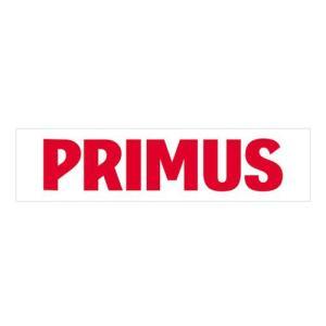 primus プリムス プリムス ステッカーL P-566137 レッド バイク ステッカー デカール 車 自転車 アウトドアギア|od-yamakei
