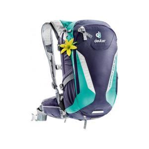 deuter(ドイター) コンパクト EXP 10 SLブルーベリー×ミント D3200115 女性用 ネイビー 車 バイク 自転車 アクセサリー バッグ 自転車用バッグ|od-yamakei