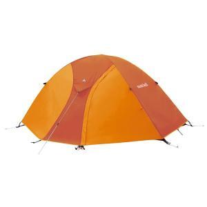 mont-bell モンベル クロノスドーム 1型/GDOG 1122490 オレンジ 二人用(2人用) スリーシーズンタイプ(三期用) ツーリングテント アウトドア 釣り|od-yamakei