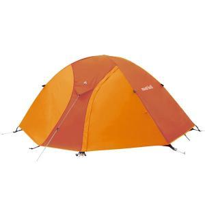 mont-bell モンベル クロノスドーム 2型/GDOG 1122491 オレンジ 二人用(2人用) スリーシーズンタイプ(三期用) ツーリングテント アウトドア 釣り|od-yamakei