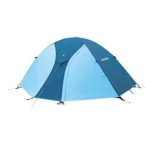 mont-bell モンベル クロノスドーム 2型/SKB 1122491 ブルー 二人用(2人用) スリーシーズンタイプ(三期用) ツーリングテント アウトドア 釣り 旅行用品|od-yamakei