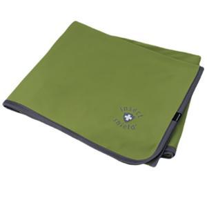ONYONE オンヨネ ブランケットM 144cm×120cm insect shield/278 ODA97767 グリーン アウトドア寝具 毛布 ブランケット アウトドア 釣り 旅行用品|od-yamakei