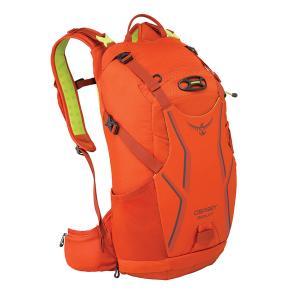 OSPREY オスプレー ジーロット 15/アトミックオレンジ/S/M OS56060 男性用 オレンジ 車 バイク 自転車 自転車 自転車アクセサリー バッグ 自転車用バッグ|od-yamakei