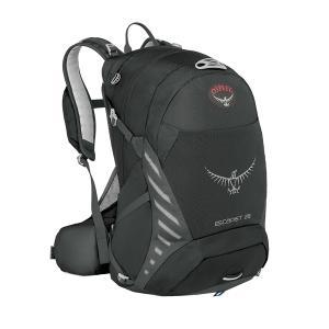 OSPREY オスプレー エスカピスト 25/ブラック/M/L OS56312 ブラック バックパック ザック アウトドア 釣り 旅行用品 デイパック デイパック|od-yamakei