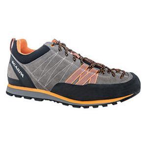 SCARPA スカルパ クラックス/グレー/オレンジ/#42 SC21030 登山靴 トレッキングシューズ アウトドア 釣り 旅行用品 ハイキング用 アウトドアギア|od-yamakei