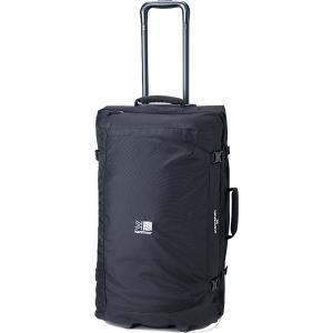 karrimor カリマー クラムシェル 80/ブラック 55912 キャリーバッグ スーツケース ファッション レディースファッション レディースバッグ|od-yamakei