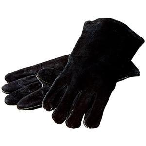LODGE(ロッジ) [正規品]LDG レザーグローブ ブラック A5-2 19240107 アウトドア調理器具 ダッチオーブン 釣り 旅行用品 グローブ アウトドアギア|od-yamakei
