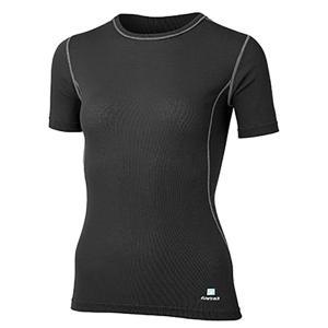 finetrack ファイントラック メリノスピンライトT Ws/BK/M FUW0713 女性用 ブラック Tシャツ アンダーシャツ アウトドア 釣り 旅行用品 女性用インナー|od-yamakei