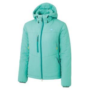 finetrack ファイントラック ポリゴン4フーディ Ws PM FIW0221 女性用 ブルー ジャケット アウトドア 釣り 旅行用品 キャンプ 中綿入り|od-yamakei