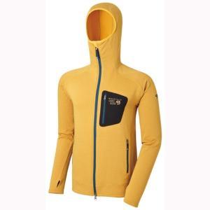 Mountain Hardwear(マウンテンハードウェア) マイクログリッドジャケットV2/709/L (OE6681) メンズ フリース トップス アウトドアウエア 旅行用品 釣り ウェア|od-yamakei