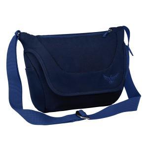 OSPREY オスプレー フラップジルマイクロ/トワイライトブルー OS53060 ファッション メンズファッション メンズバッグ ショルダーバッグ|od-yamakei