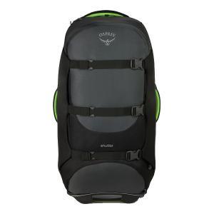 OSPREY オスプレー シャトル130 36インチ /メタルグレー OS55120 キャリーバッグ スーツケース ファッション レディースファッション|od-yamakei