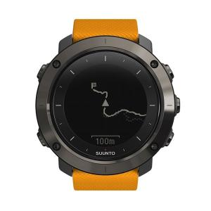 SUUNTO スント [正規品・2年保証]TRAVERSE AMBER トラバース アンバー SS021844000 腕時計 ファッション アクセサリー メンズ腕時計 高機能ウォッチ|od-yamakei