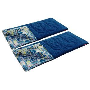 Coleman コールマン ファミリー2IN1/C5 2000027257 封筒型寝袋 アウトドア 釣り 旅行用品 キャンプ 封筒型 封筒スリーシーズン アウトドアギア|od-yamakei