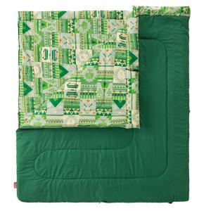 Coleman コールマン ファミリー2IN1/C10 2000027256 スリーシーズンタイプ(三期用) 封筒型寝袋 アウトドア 釣り 旅行用品 キャンプ 封筒型|od-yamakei