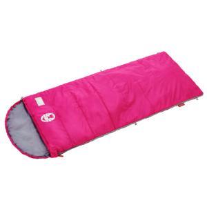 Coleman コールマン スクールキッズ/C10 ピンク 2000027269 子供用 封筒型寝袋...