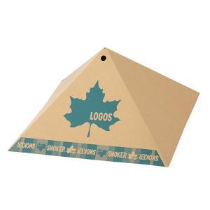 OUTDOOR LOGOS ロゴス LOGOSの森林 ピラミッド・スモークカバー 81066030 ダッチオーブン アウトドア 釣り 旅行用品 キャンプ スモーカー スモーカー用品|od-yamakei