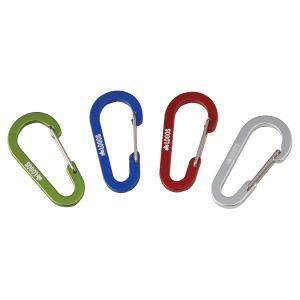 OUTDOOR LOGOS ロゴス ワイヤーロックカラビナ 72685113 キーホルダー キーリング ファッション メンズファッション 財布 ファッション小物|od-yamakei