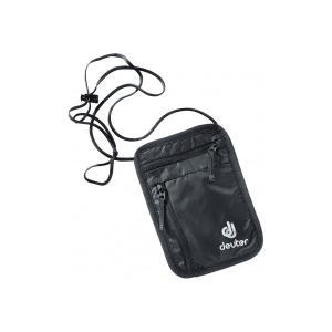 deuter ドイター セキュリティーワレットIブラック D3942016-7000 男女兼用 三つ折り財布 ファッション メンズファッション ファッション小物|od-yamakei