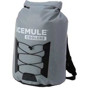 ICEMULE アイスミュール プロクーラー/グレー/L/23L 59416 グレー クーラーボックス アウトドア 釣り 旅行用品 キャンプ ソフトクーラー 20リットル|od-yamakei