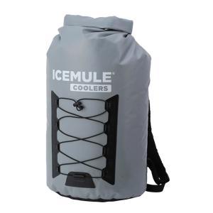 ICEMULE アイスミュール プロクーラー/グレー/XL/33L 59417 グレー クーラーボックス アウトドア 釣り 旅行用品 キャンプ ソフトクーラー 30リットル|od-yamakei