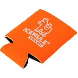 ICEMULE アイスミュール クージー/オレンジ 59401 水筒 アウトドア 釣り 旅行用品 キャンプ ボトルクーラー ボトルクーラー アウトドアギア|od-yamakei