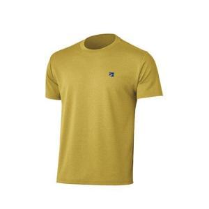 finetrack ファイントラック MENSラミースピンドライT/CL/M FMM0241 男性用 ベージュ シャツ ポロシャツ アウトドア 釣り 旅行用品 半袖Tシャツ|od-yamakei