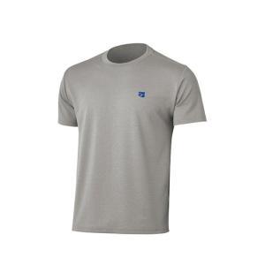finetrack ファイントラック MENSラミースピンドライT/LD/S FMM0241 男性用 グレー シャツ ポロシャツ アウトドア 釣り 旅行用品 半袖Tシャツ|od-yamakei
