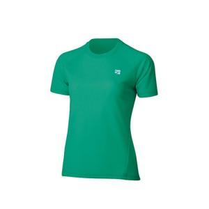 finetrack ファイントラック WOMENSラミースピンドライT/EM/S FMW0241 女性用 グリーン Tシャツ アンダーシャツ アウトドア 釣り 旅行用品 半袖Tシャツ|od-yamakei