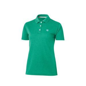 finetrack ファイントラック WOMENSラミースピンドライポロ/EM/S FMW0242 女性用 グリーン Tシャツ アンダーシャツ アウトドア 釣り 旅行用品 半袖シャツ|od-yamakei