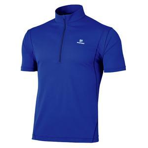 finetrack ファイントラック ドラウトフォースジップT Ms KB FMM1102 男性用 ブルー シャツ ポロシャツ アウトドア 釣り 旅行用品 半袖シャツ|od-yamakei
