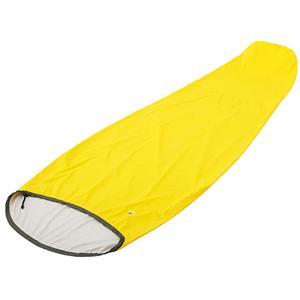 finetrack ファイントラック エバーブレススリーピングバッグカバーUL/GD FAG0532 イエロー マミー型寝袋 アウトドア 釣り 旅行用品 キャンプ|od-yamakei