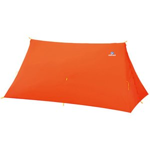 finetrack ファイントラック ツエルト2ロング OG FAG0123 オレンジ 三人用(3人用) クライミング用品 ツェルト アウトドア 釣り 旅行用品|od-yamakei