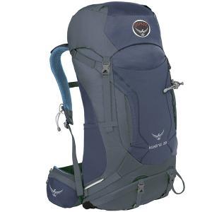 OSPREY オスプレー ケストレル 38/オーシャンブルー/S/M OS50151 ブルー アウトドア バックパック ザック 釣り 旅行用品 トレッキングパック|od-yamakei