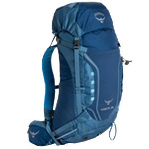 OSPREY オスプレー ケストレル 28/オーシャンブルー/M/L OS50152 ブルー バックパック ザック アウトドア 釣り 旅行用品 トレッキングパック od-yamakei