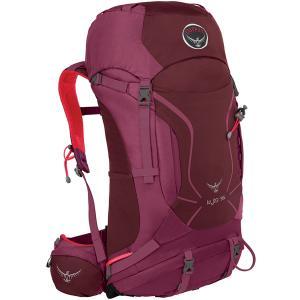 OSPREY オスプレー カイト 36/パープルカラー/XS/S OS50156 女性用 パープル バックパック ザック アウトドア 釣り 旅行用品 トレッキングパック|od-yamakei