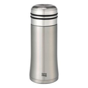 thermo mug サーモマグ Smart Bottle S/HAGANE 2729 SV12-35 水筒 アウトドア 釣り 旅行用品 キャンプ ボトル 保温・保冷ボトル アウトドアギア od-yamakei