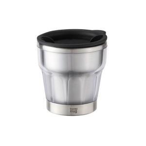 thermo mug サーモマグ DX Tumbler S/C.GRY 713 7230 タンブラーグラス キッチン 日用品 文具 食器 カトラリー マグカップ・タンブラー タンブラー|od-yamakei