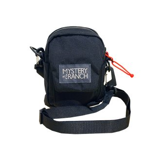 Mystery Ranch ミステリーランチ BOP/Black/OneSize 19761102 ブラック アウトドア ショルダーバッグ 釣り 旅行用品 アウトドアギア|od-yamakei