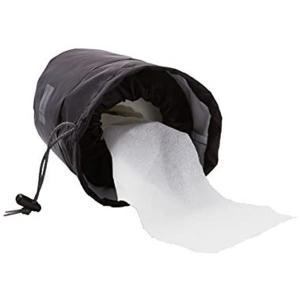 ISUKA イスカ ロールペーパーケース/ブラック 372101 アウトドアテーブル アウトドア 釣り 旅行用品 キャンプ 雑貨インテリア 雑貨インテリア|od-yamakei