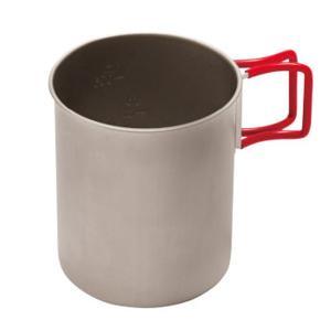 EVERNEW エバニュー チタン カップ760FD RED EBY270R レッド マグカップ コップ アウトドア 釣り 旅行用品 マグカップ・タンブラー アウトドアギア od-yamakei