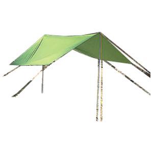 Ripen ライペン アライテント ビバークタープL 0381101 グリーン タープテント アウトドア 釣り 旅行用品 キャンプ スクエア型タープ スクエア型タープ|od-yamakei